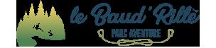 Le Baud'Rillé Parc Aventure en Touraine Logo